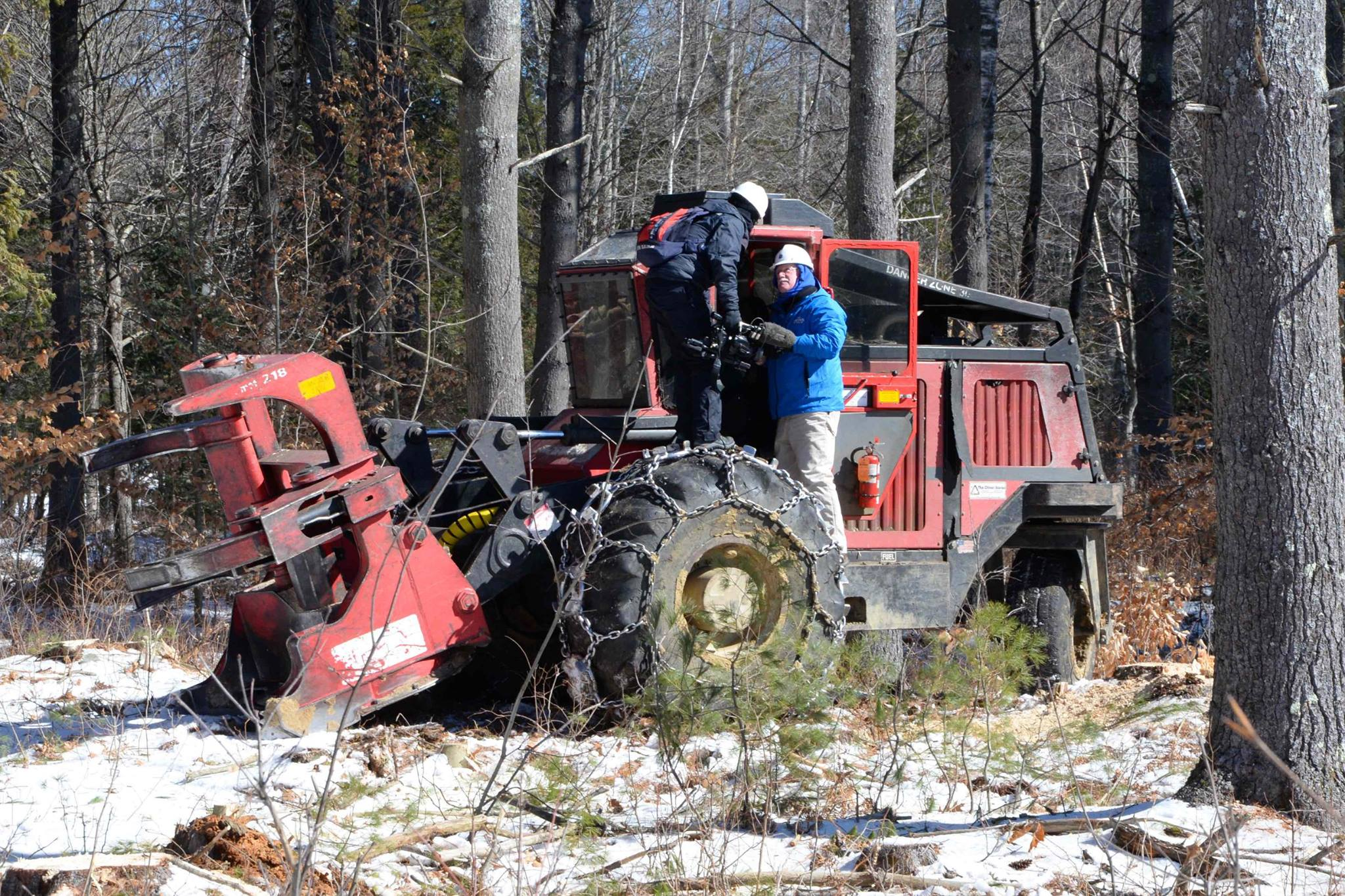 master logger certification certified loggers